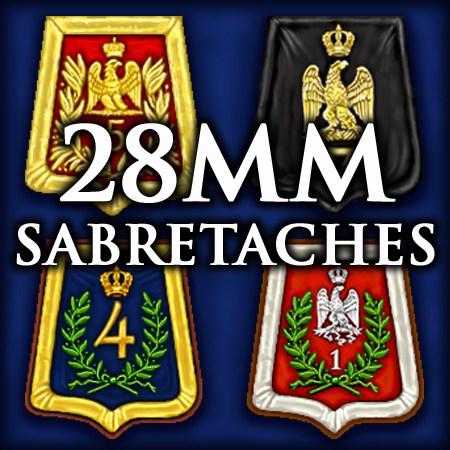 28mm Sabretaches