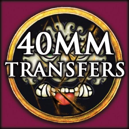40mm transfers